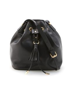 Sarah Chofakian | Leather Bucket Bag