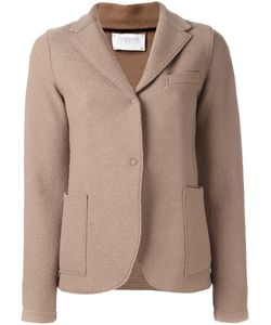 Harris Wharf London | Single Breasted Fitted Jacket 46