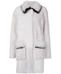 INÈS & MARÉCHAL | Ines Marechal Aquavit Coat 40 Lamb Skin/Lamb