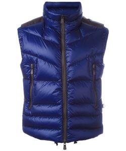 Moncler Grenoble | Padded Sleeveless Gilet 3 Feather Down/Polyamide/Polyester