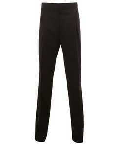 Lanvin | Classic Trousers 48 Cotton/Viscose/Virgin Wool