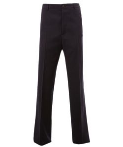 Lanvin | Tailored Trousers 46 Cotton/Viscose/Virgin Wool