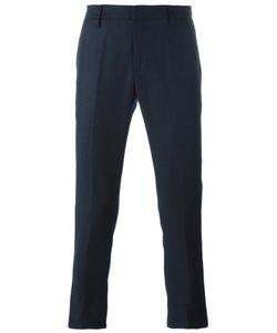 Dondup | Gaubert Slim Fit Trousers 34 Virgin Wool/Spandex/Elastane/Cotton