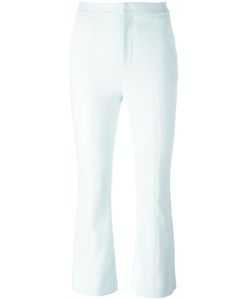 Opening Ceremony | Cropped Tailored Trousers 4 Cotton/Polyamide/Spandex/Elastane