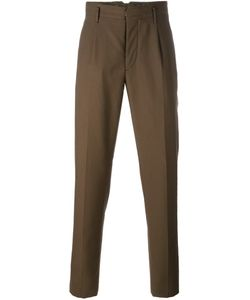 Incotex | Tailored Trousers 46 Cotton/Wool