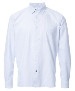 Bedwin & The Heartbreakers | Spotted Button Down Shirt 2