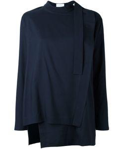REALITY STUDIO | Uzo Asymmetric Blouse Large Viscose/Wool