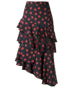 Isabela Capeto | Ruffled Skirt 38 Cotton