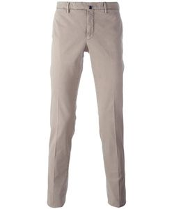 Incotex | Twill Chinos 52 Cotton/Spandex/Elastane