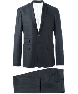 Dsquared2 | Two Piece Suit 48 Cotton/Polyester/Viscose/Virgin Wool
