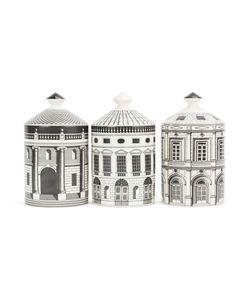 Fornasetti Profumi   Ordine Architettonico Candle Set