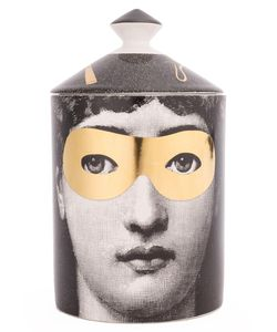 Fornasetti Profumi   Golden Burlesque Candle