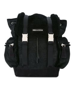 Dsquared2 | Donald Backpack Lamb Nubuck Leather
