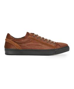 LATHBRIDGE BY PATRICK COX | Panelled Lace-Up Sneakers 8
