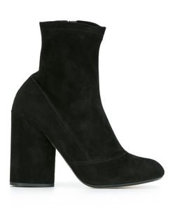 Marc Jacobs | Grace Boots 38 Leather/Suede