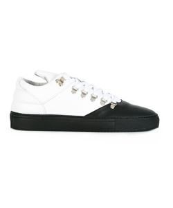 Filling Pieces | Diagonal Sneakers 44 Leather/Rubber