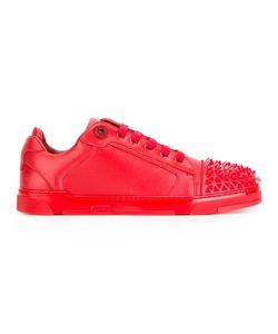 ROYAUMS | Luisa Sneakers 39 Leather/Metal/Rubber