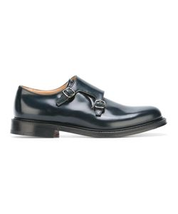 Church'S   Lambourn Monk Shoes 6.5 Leather