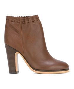 See By Chloe | See By Chloé Jane Boots 38 Leather/Wood