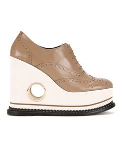 Paloma Barceló | Covita Lace-Up Shoes 38 Calf Leather