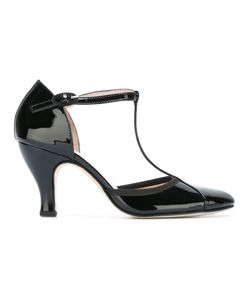 Repetto | Baya Pumps 37 Leather/Patent Leather