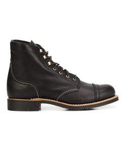 Red Wing Shoes | Lace-Up Boots 7.5 Leather/Rubber