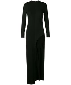 Haider Ackermann | High Slit Dress 40 Rayon/Spandex/Elastane/Cotton