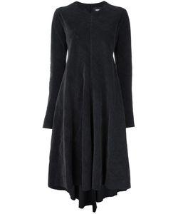 Yang Li | Draped Midi Dress 40 Cotton/Linen/Flax/Acetate/Pbt Elite