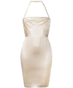 Dolci Follie   Heiress Dress Medium Silk/Spandex/Elastane
