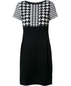 Tom And Linda Platt | Plaid Front Dress 12