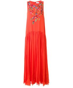 Megan Park | Tula Maxi Dress 12 Viscose