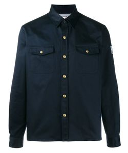 Moncler Gamme Bleu | Shirt Jacket 2 Cotton/Cupro/Wool