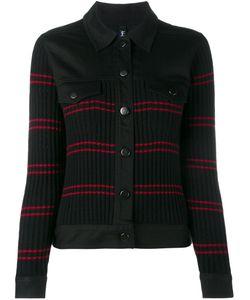 ADAM SELMAN | Conspiracy Jacket 10 Cotton/Polyester/Spandex/Elastane/Wool