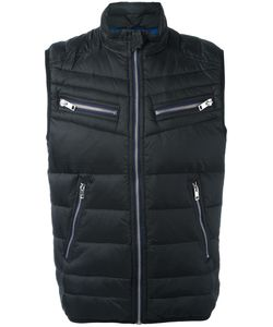 Diesel | Sleeveless Padded Jacket Large Feather Down/Polyamide