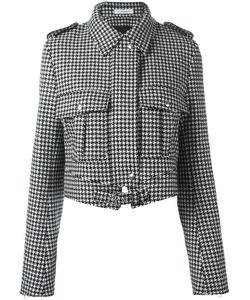 J.W. Anderson | J.W.Anderson Houndstooth Pattern Jacket 10 Polyamide/Viscose/Wool