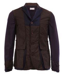 Kolor | Buttoned Jacket 3 Nylon/Cupro/Wool