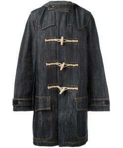 Faith Connexion | Denim Duffle Coat Medium Cotton