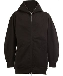 THE SOLOIST | Zipped Neck Hooded Jacket 31 Cotton/Calf