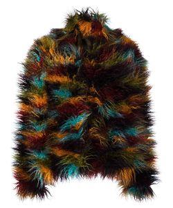 Michel Klein | Harlequin Jacket 38 Polyester/Acetate/Modal