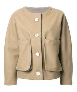 ECKHAUS LATTA | Slump Jacket Medium Rayon/Wool