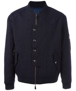 CASELY-HAYFORD | Bomber Jacket 40 Cotton/Acrylic/Polyester/Wool