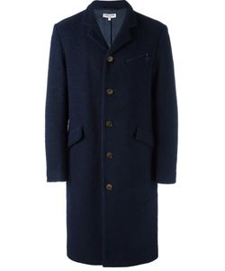 Opening Ceremony | Single Breasted Coat Medium Polyester/Cupro/Wool