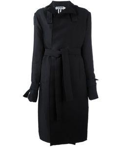 ETIENNE DEROEUX   Marcia Coat 38 Silk/Polyester/Acetate/Bemberg