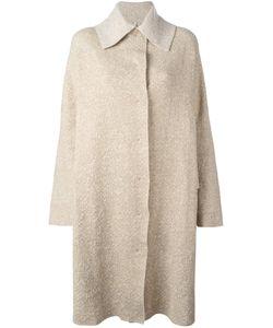 Boboutic   Oversized Coat Small Polyamide/Spandex/Elastane/Wool/Yak
