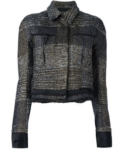 Haider Ackermann | Bussey Jacket Size 36 Cotton/Acrylic/Rayon
