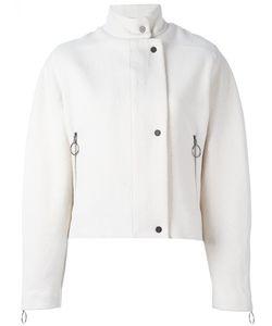 ETIENNE DEROEUX   Karen Jacket 36 Cotton/Acrylic/Polyester/Other Fibers