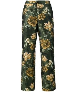 FOR RESTLESS SLEEPERS | Pattern Trousers Medium Polyester