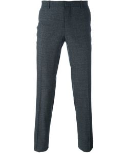Wooyoungmi | Classic Tailored Trousers 52 Polyester/Rayon/Wool