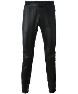 Diesel Black Gold | Leskin Trousers 46 Lamb Skin