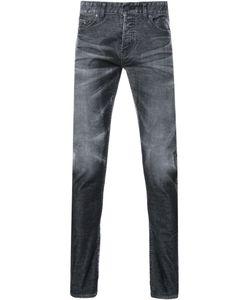 HL HEDDIE LOVU | Washed Skinny Jeans 31 Cotton/Polyester/Polyurethane